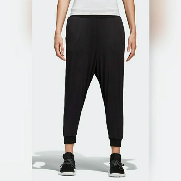 super popular a2bc6 a7dbf adidas Pants - Adidas Wonderlust Guru Jogger Harem pants